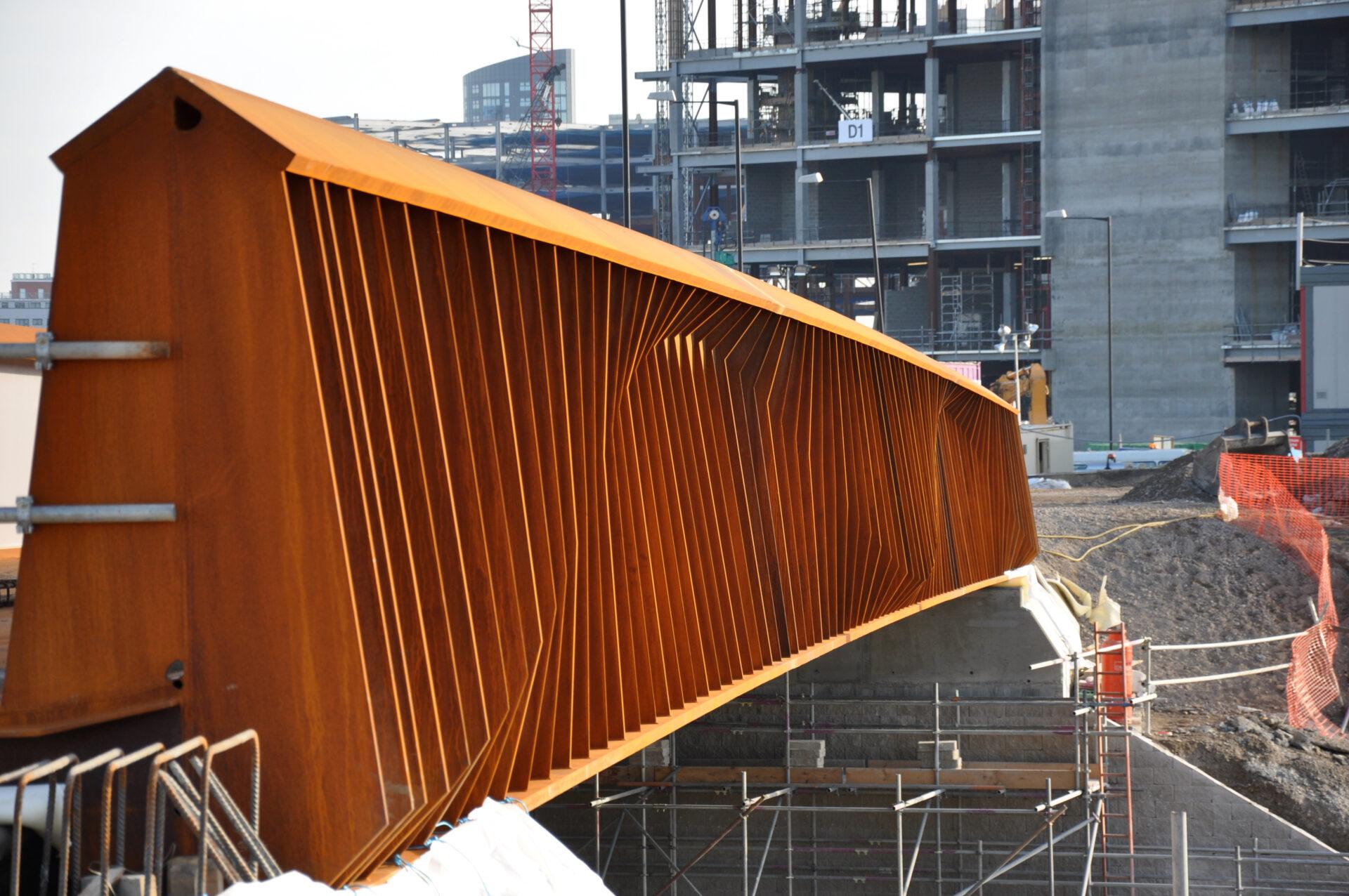 Parapet of Bridge 14