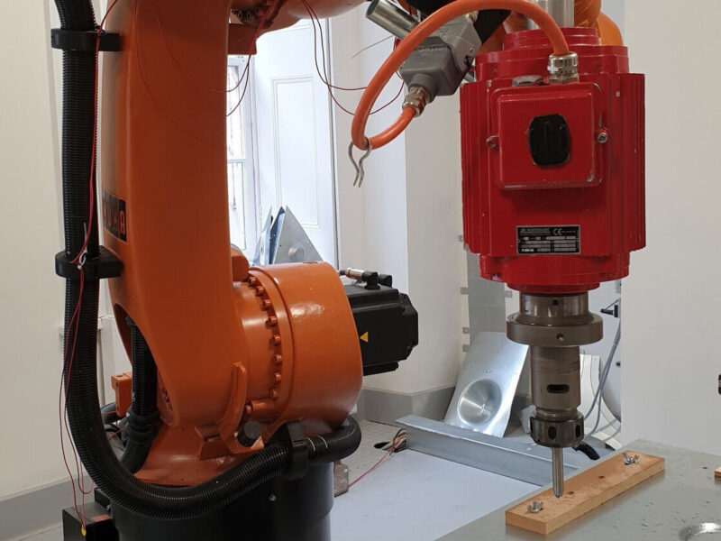 DLAB machine at AA School
