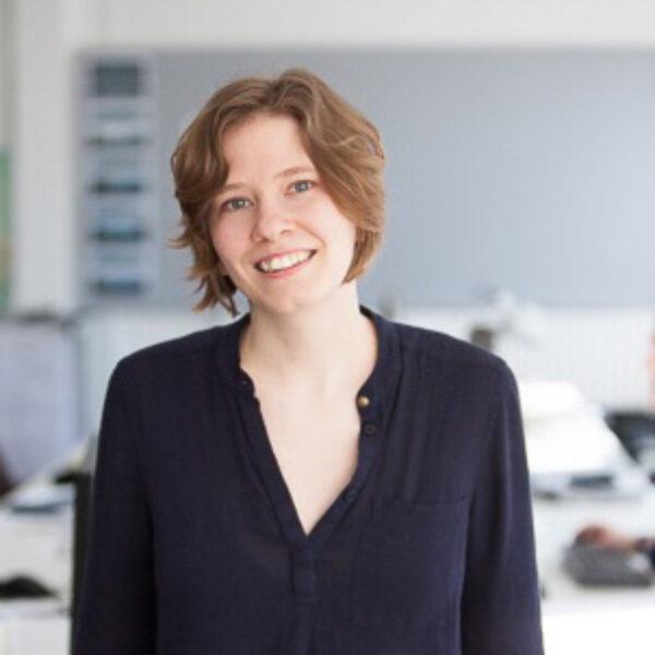 Portrait image of Laura Langridge, Architect