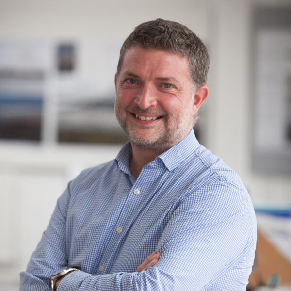 Portrait image of Martin Knight, Director