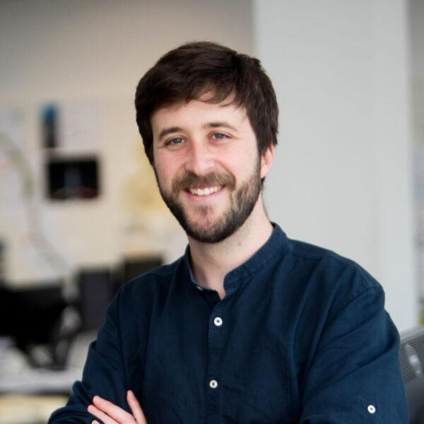 Portrait image of Miguel Escallon, Bridge Designer